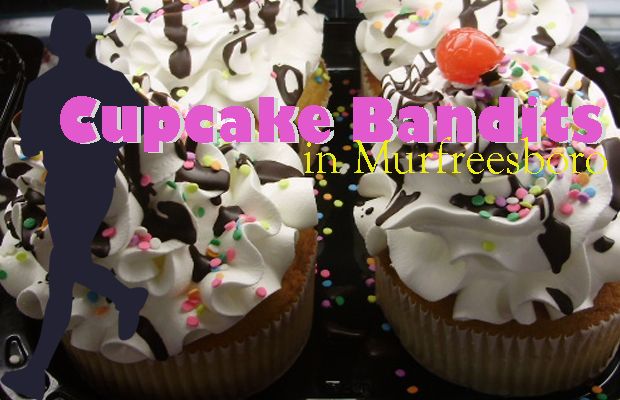 Cupcake Bandits Grab Cupcakes and RUN at Murfreesboro Grocery Store