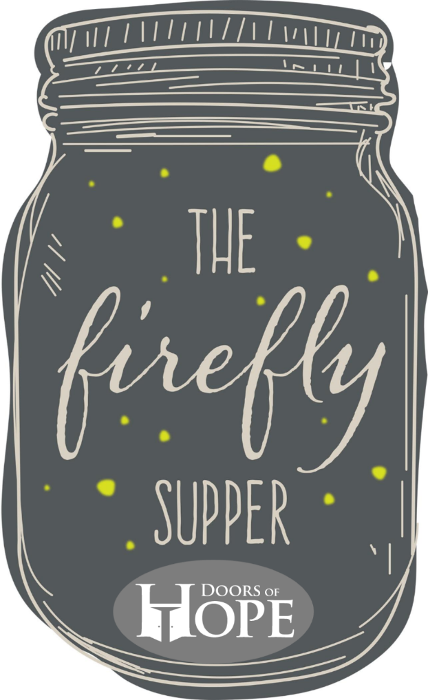 Farm to Fork Meal for the Firefly Supper benefiting Doors of Hope.