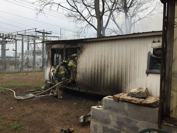 Fire in Murfreesboro at 406 Douglas Avenue