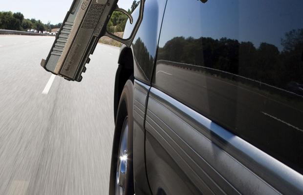 Man seen firing shots out of car window on Sulphur Springs Road in Murfreesboro