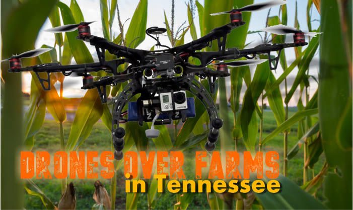 Drones and Farming in Tennessee