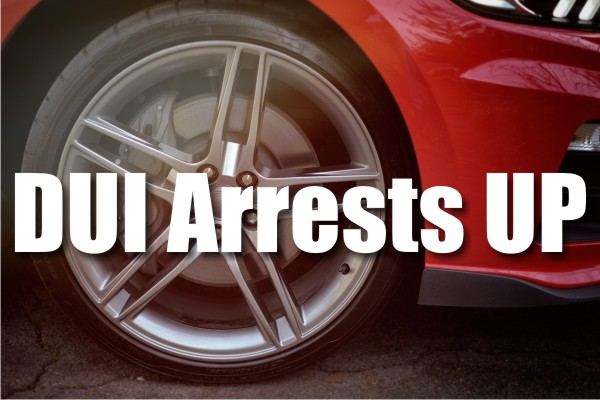 Traffic fatalities down and DUI arrests up in Rutherford County