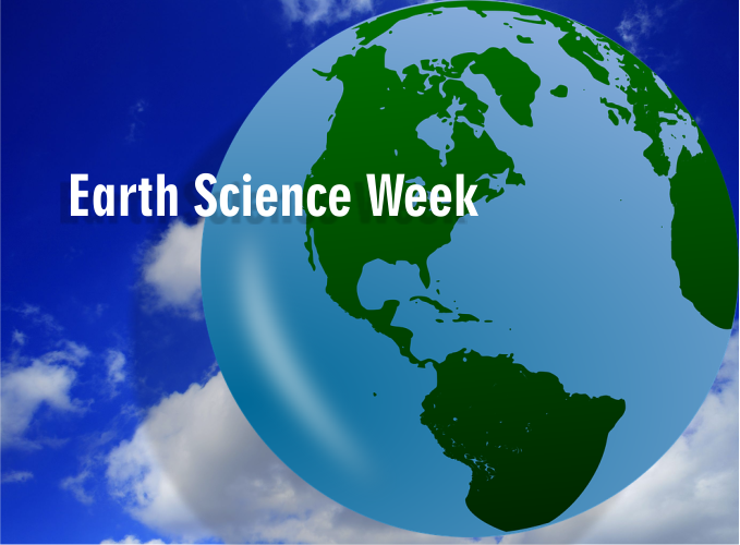 Oct. 14-20 Earth Science Week in Tennessee