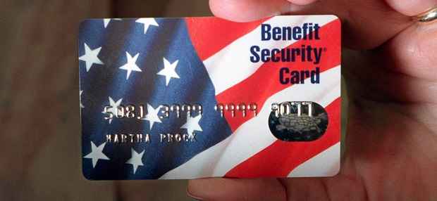 Food Stamps / EBT Cards cannot be used in a government shut-down