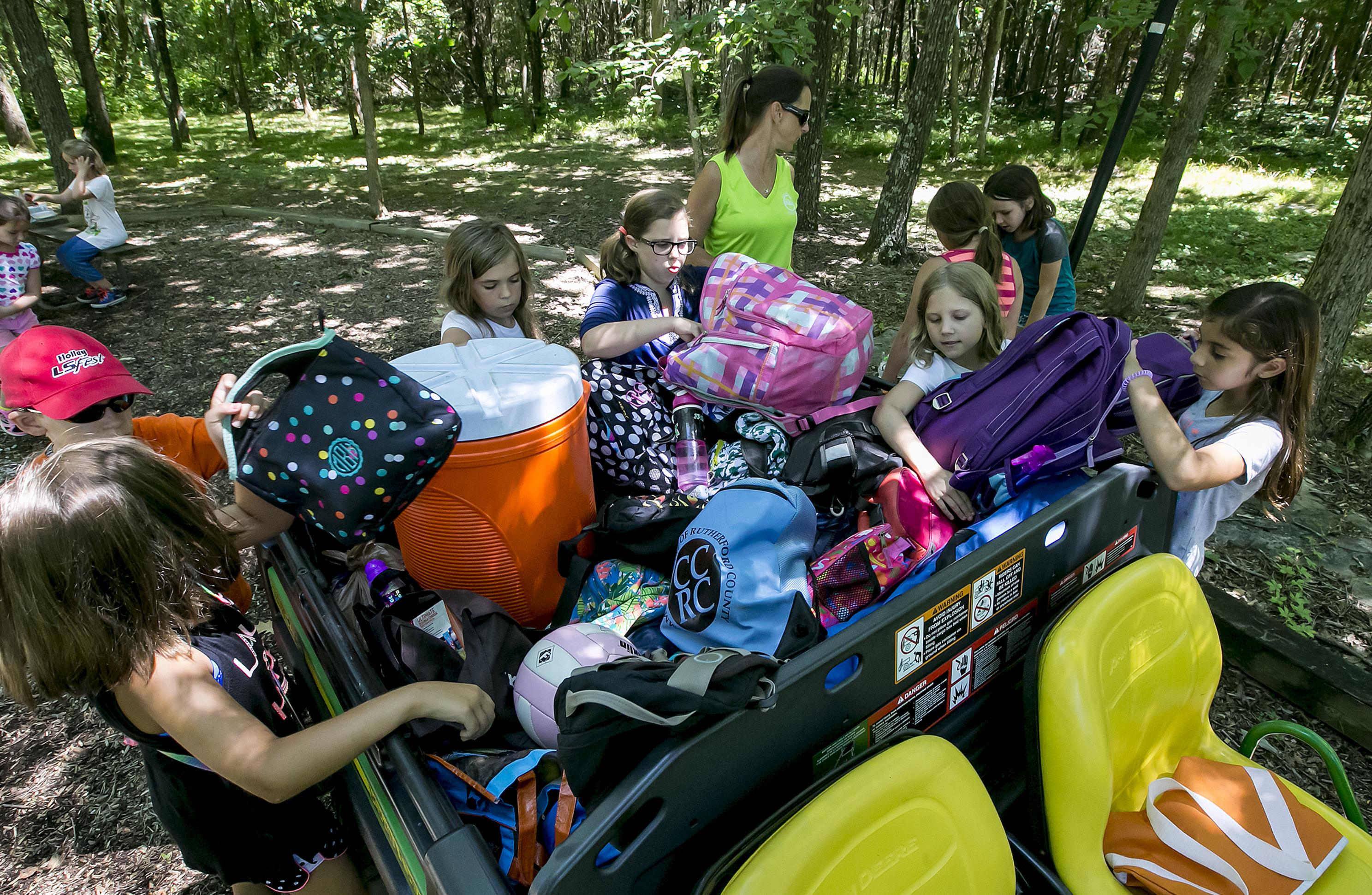 Murfreesboro Explorer Camp