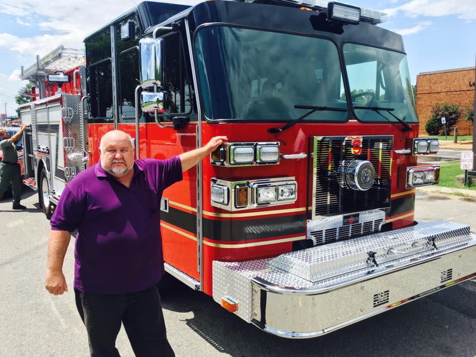 Lavergne fire dept gets a new sutphen rescue pumper lavergne fire dept gets a new sutphen rescue pumper murfreesboro news and radio sciox Gallery