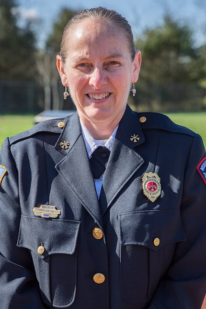 Academy's Inaugural Fire Officer IV Class Includes First Female Graduate