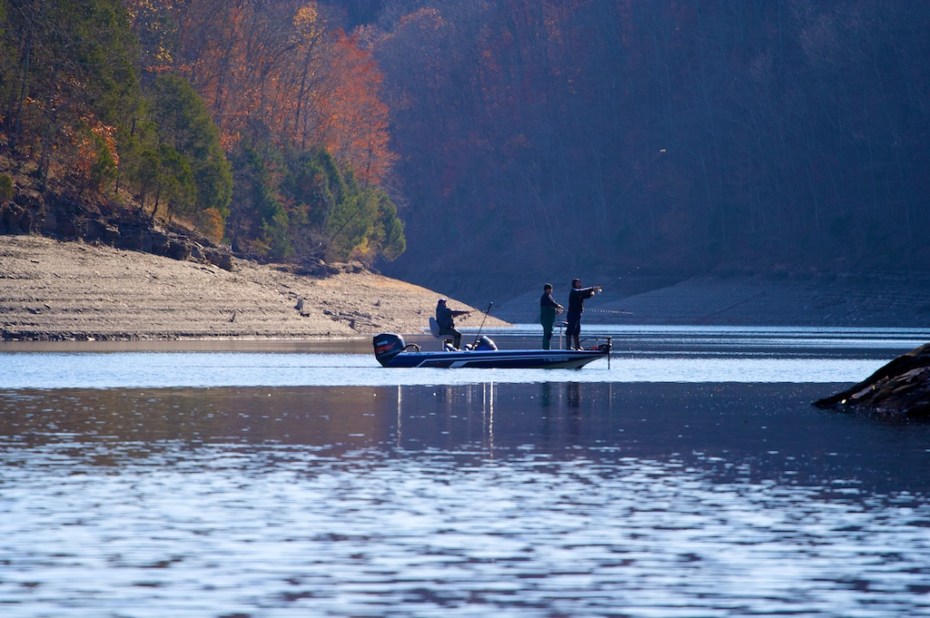 Want to comment on fishing regulations in tn for Tennessee fish and wildlife