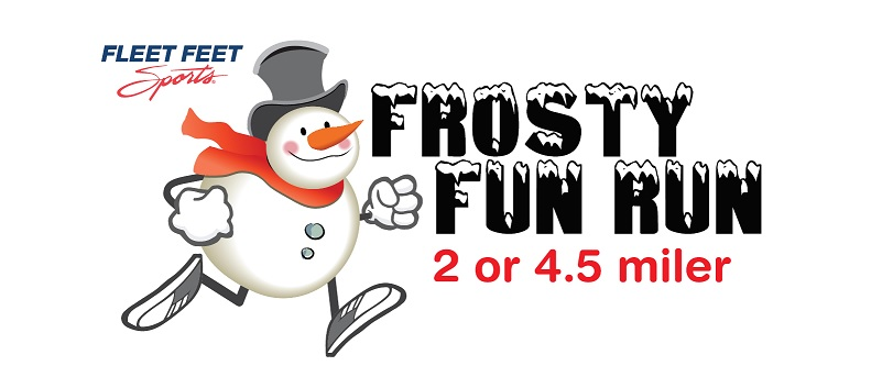 Fleet Feet Sports Frosty Fun Run in Murfreesboro