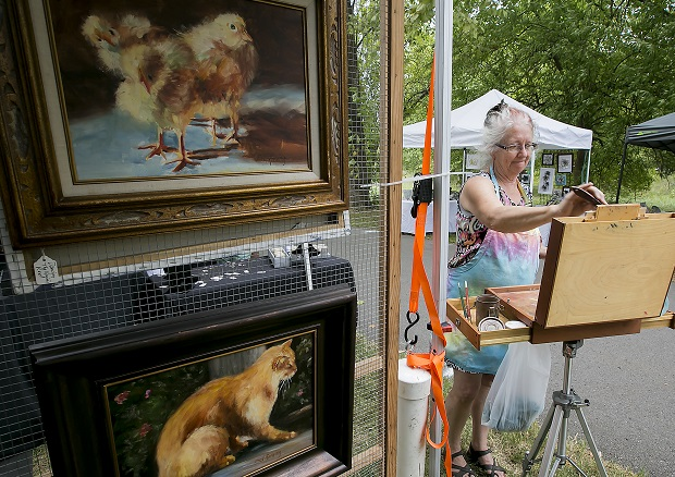 SATURDAY: Greenway Arts Festival in Murfreesboro
