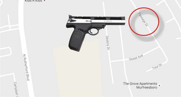 Murfreesboro home shot 7 times in Wednesday morning incident