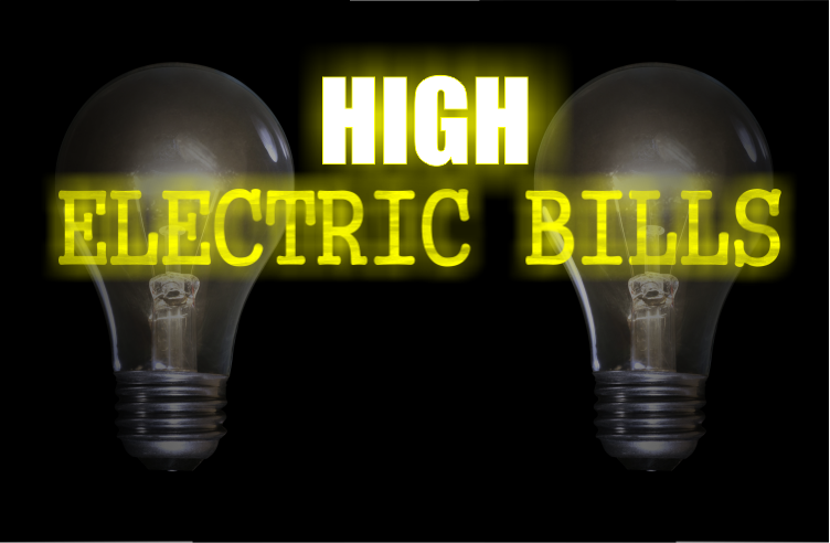 Local electric company hit with calls and emails complaining about high bills
