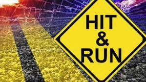 Hit and Run in a mans own driveway | Erlanger Medical Center, hit and run,