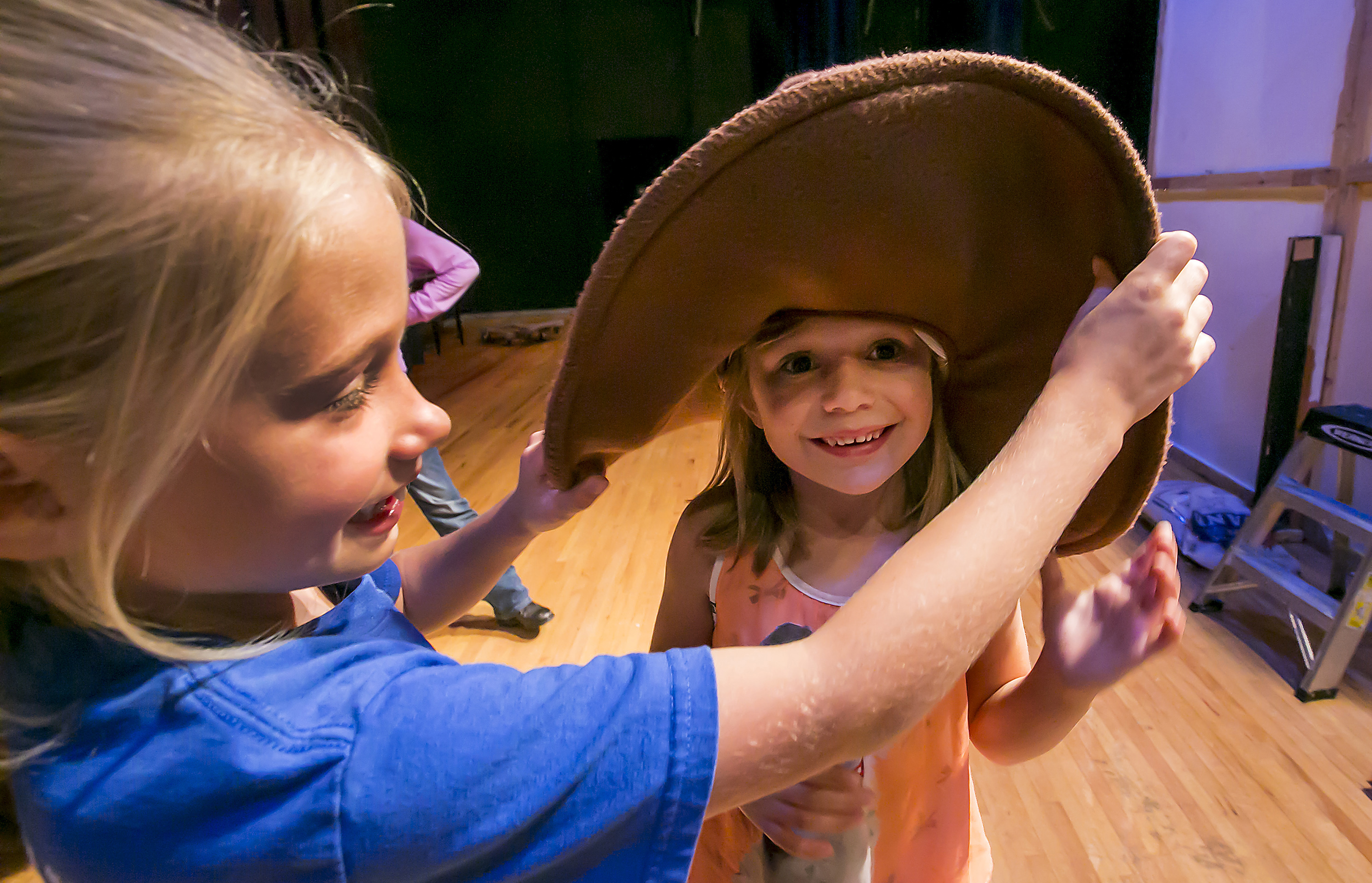Home Schoolers Learned about Plays