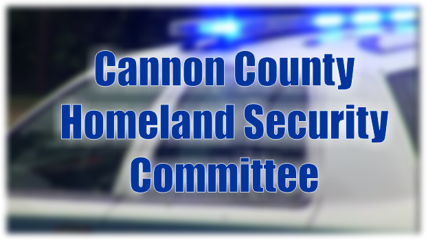 Homeland Security Committee meeting in Woodbury on Thursday
