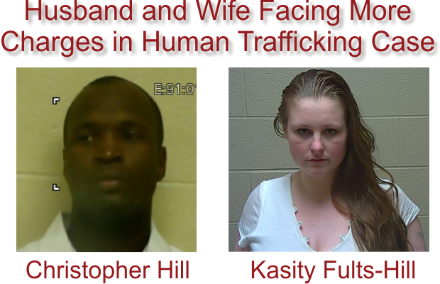 Human Trafficking Case Lands More Charges in Coffee County