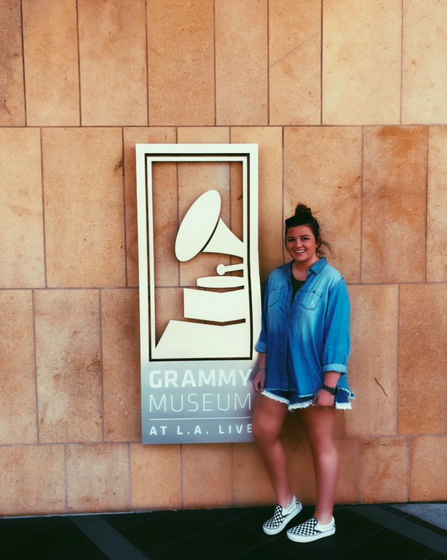 Murfreesboro-native Jaelee Roberts Attends GRAMMY Camp