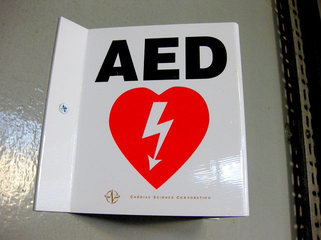 AED's Required at All High Schools