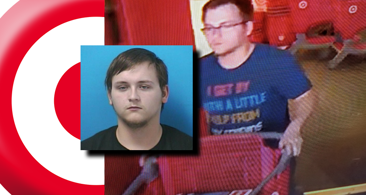 Murfreesboro man accused of hitting and kicking Cool Springs Target employee | Cool Springs,Target,Murfreesboro,TN,Tennessee,Franklin,Brentwood,theft