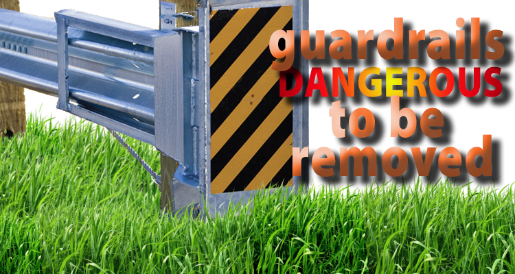 TDOT Removing Dangerous Guardrails