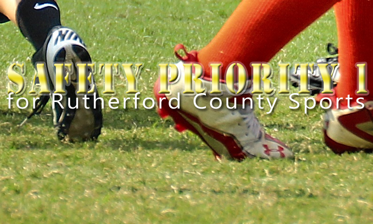 Safety a Top Priority for Rutherford County Schools Athletic Programs