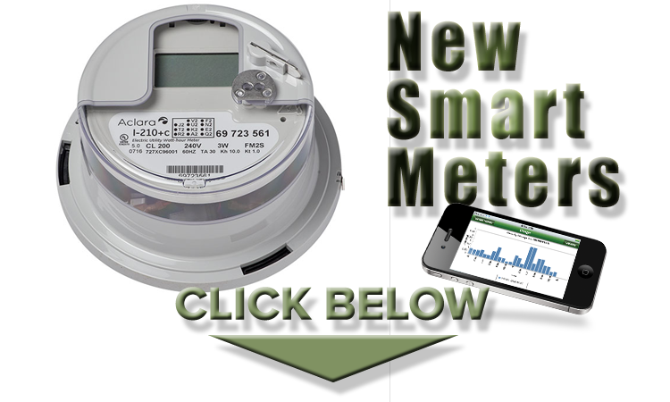 UPDATE: New Electric Meters being Installed by Murfreesboro Electric