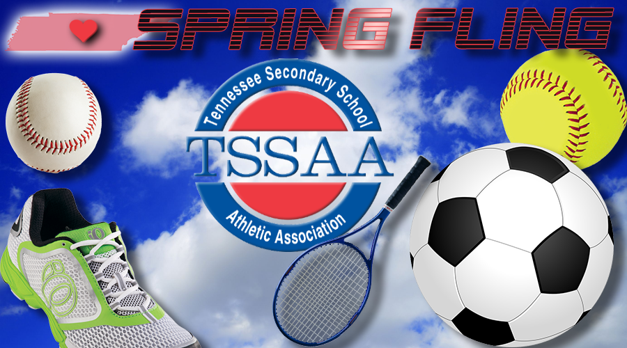 TSSAA Spring Fling Nearing - End of Month