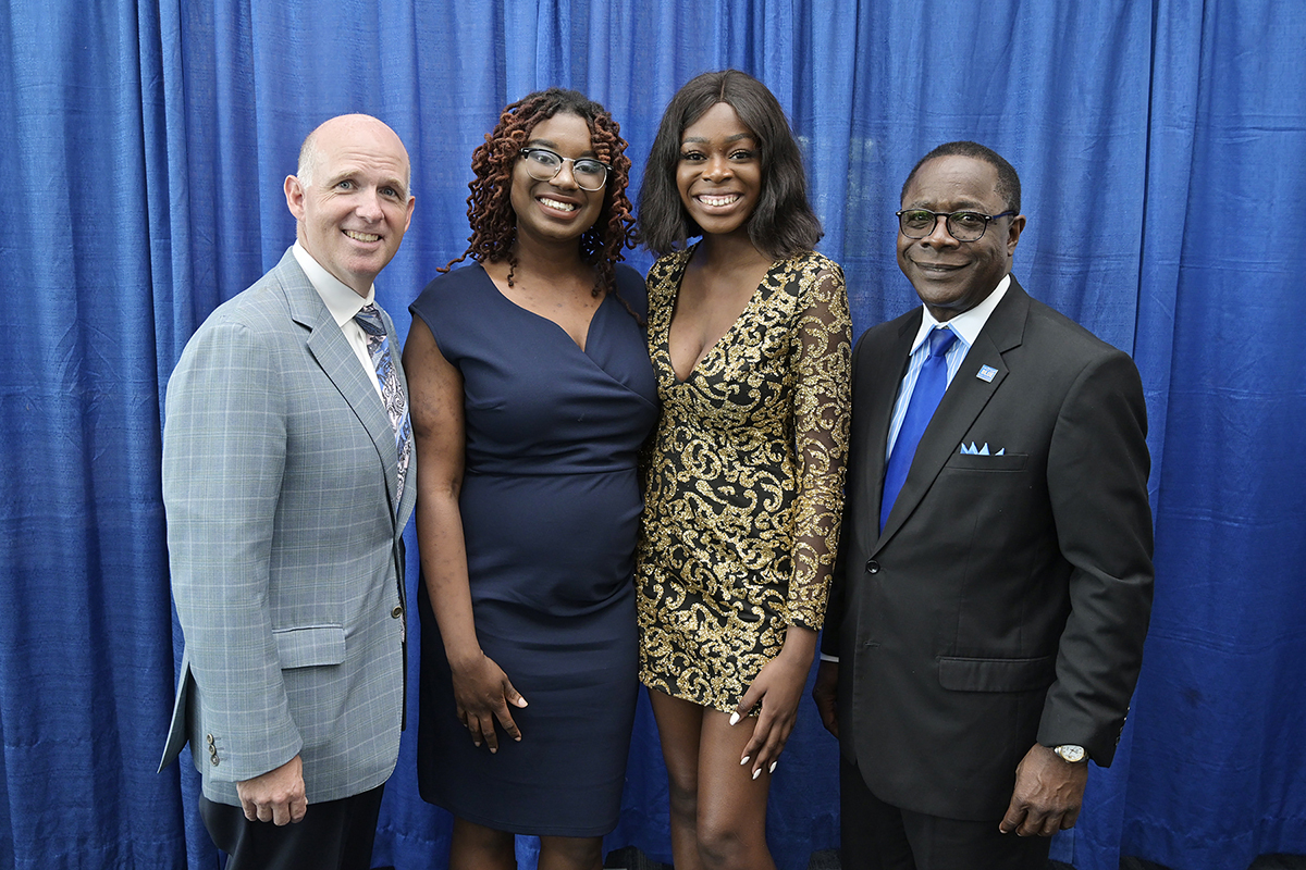 First Cartwright-Coakley Scholarship recipients graduate  from MTSU, return to assist Great Exuma community