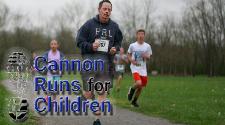 Cannon Runs for Children to Benefit Child Abuse Victims -