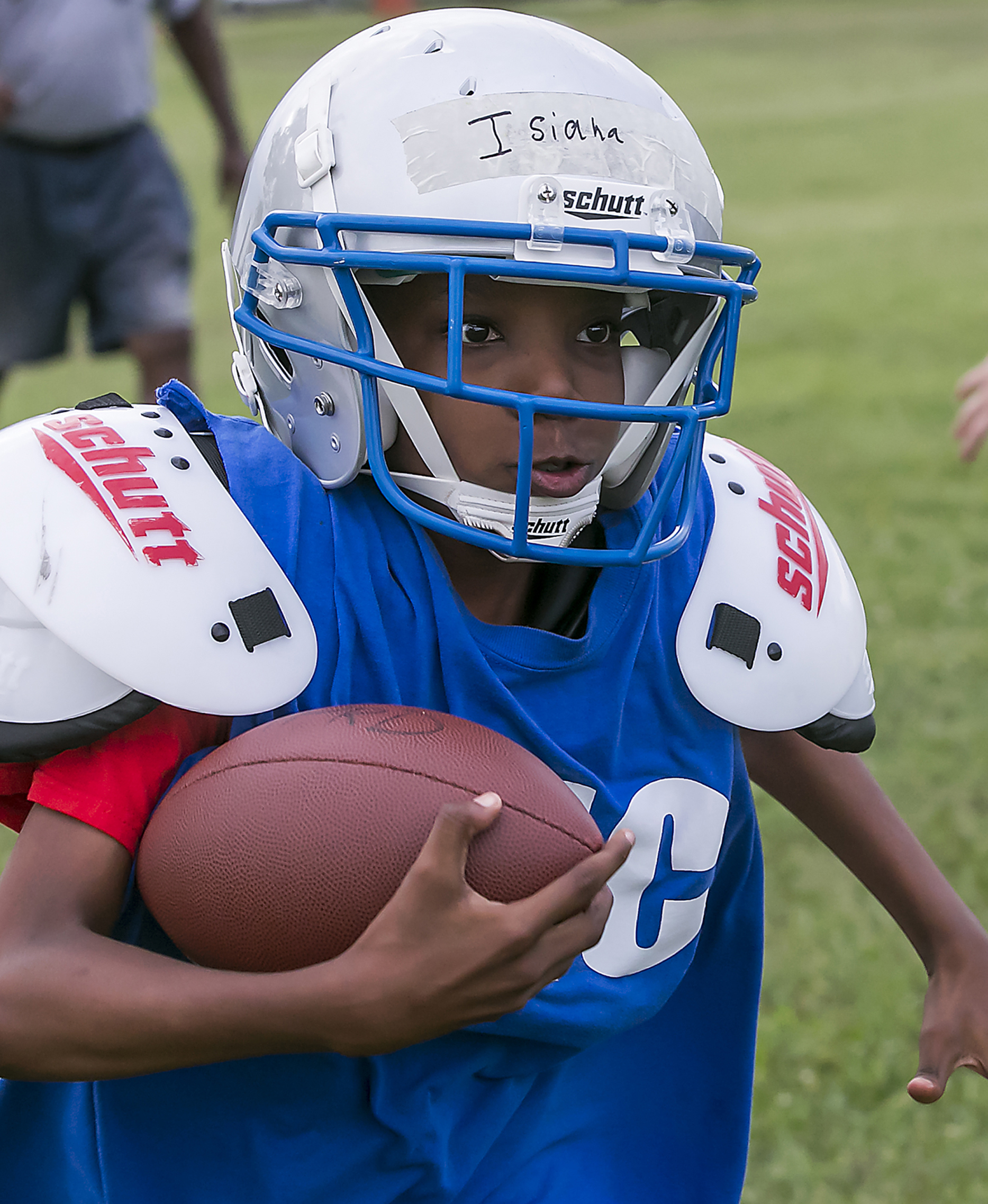 Murfreesboro Youth Football Preseason Practice Underway