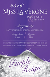 Miss La Vergne Pageant and Baby Show to Be Held Saturday