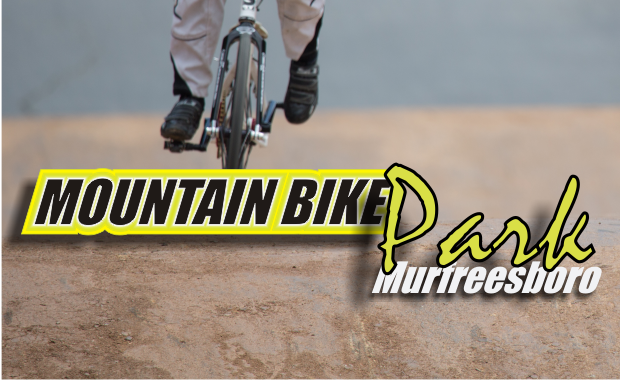 UPDATE on a Mountain Bike Trail in Barfield Park