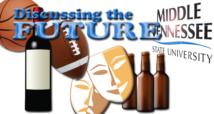 MTSU Committees to Meet Next Week - Discuss Alcohol being sold at Campus Events