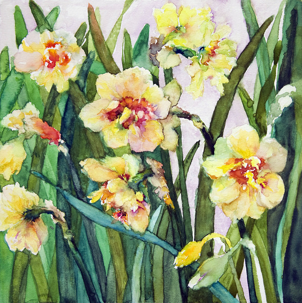 Painter and Fine Artist Carol Curtis to exhibit in the Murfreesboro City Hall Rotunda