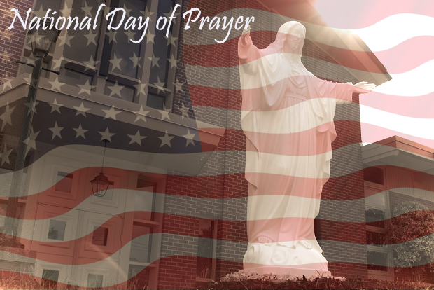 National Day of Prayer - Murfreesboro Event at World Outreach Church