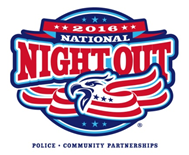 National Night Out Softball Game in La Vergne
