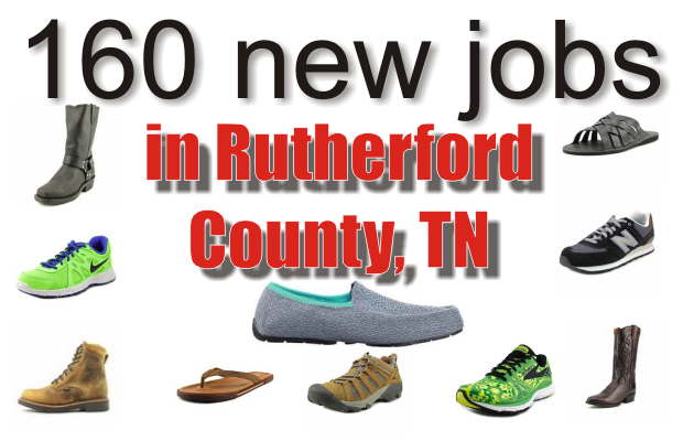 Company to build in La Vergne to add 160 new jobs in Rutherford County