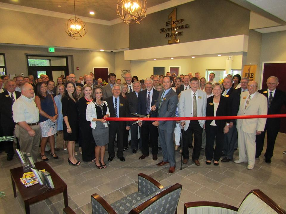 First National Bank of Middle Tennessee opens new branch in Murfreesboro