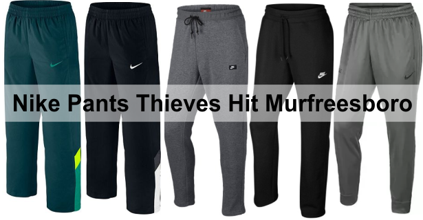 Two women allegedly steal over $1,000 in athletic pants