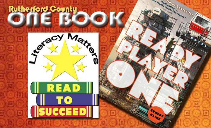 2018 One Book Selected for Rutherford County