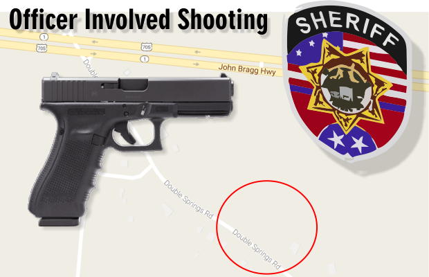 RCSO Deputy Involved In Wednesday Shooting