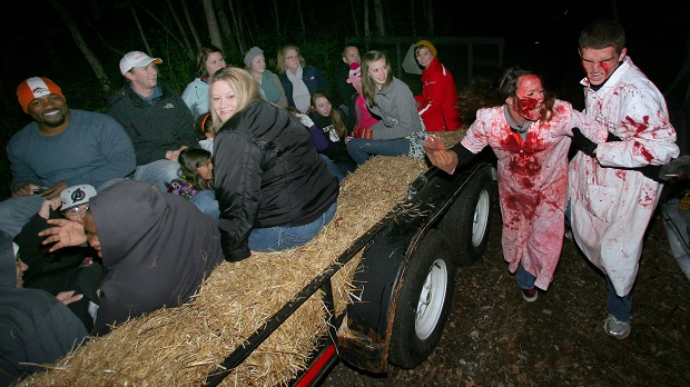 Annual Haunted Hayride in Murfreesboro is starts this Wednesday