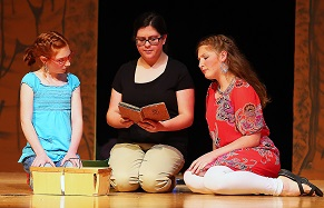 Student written and performed plays in Murfreesboro