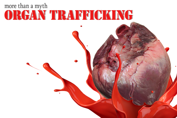 MTSU Professor talks about Human Trafficking and Human Organ Trafficking