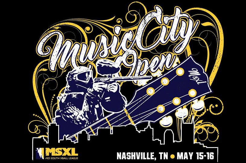 The Music City Open Paintball Tournament will return to Smyrna