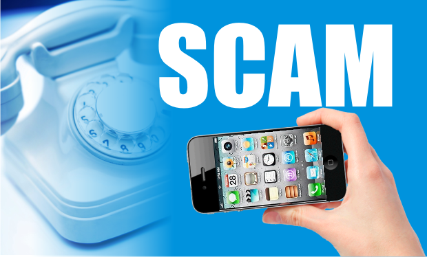 Sheriff of Rutherford County calls the scammers BACK!