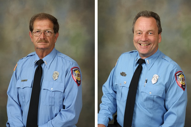 Two Murfreesboro Firefighters Retire After Serving the City for More Than Seven Decades