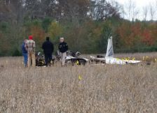 UPDATE: Two die in Warren County plane crash