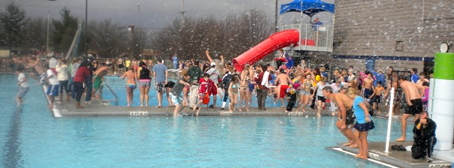Polar Bear Plunge is nearing for Murfreesboro residents