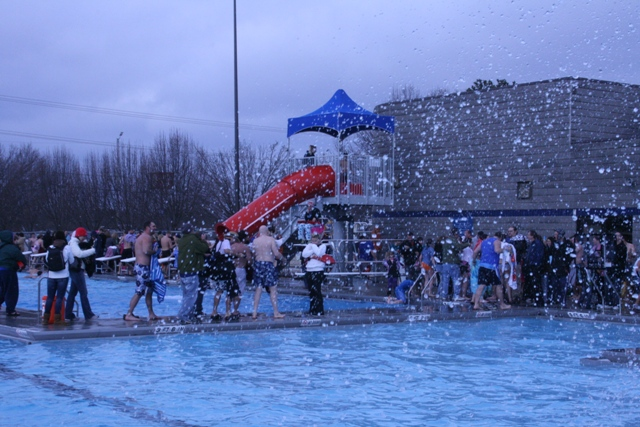 Are you doing the Murfreesboro Polar Bear Plunge on Jan. 6th?